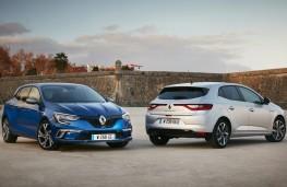 Renault Megane, 2016, pair