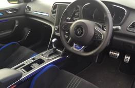 Renault Megane GT, interior