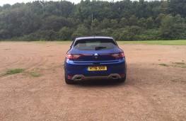 Renault Megane GT, rear