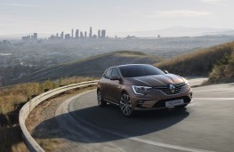 Renault Megane, 2020, front