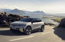 Renault Megane E-Tech, 2021, front