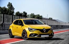 Renault Megane RS Trophy, 2018, front, static