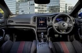 Megane Renault Sport, 2017, interior
