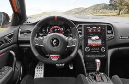 Renault Megane RS, 2018, interior
