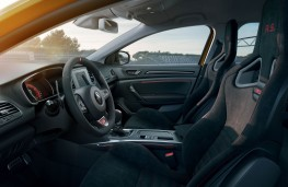 Renault Megane RS Trophy, 2018, interior