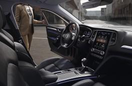 Renault Megane, 2020, interior