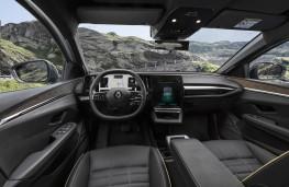 Renault Megane E-Tech, 2021, interior