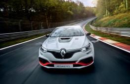 Renault Megane R.S. Trophy-R, 2019, nose