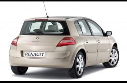 Megane Renault Sport, 2017, rear