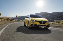 Renault Megane R.S. Line, 2020, front