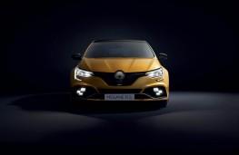 Renault Megane R.S. Trophy, 2020, front