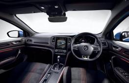 Renault Megane R.S. Trophy, 2020, interior