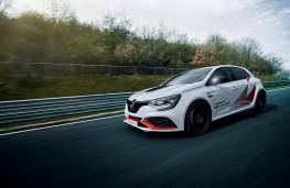 Renault Megane R.S. Trophy-R, 2019, side