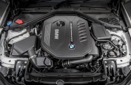 BMW M240i, 2017, engine