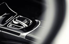 Mercedes C Class Estate, detail