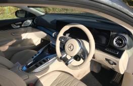 Mercedes-AMG GT 63 S, 2019, interior