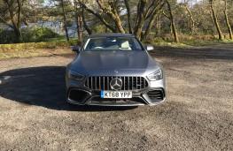 Mercedes-AMG GT 63 S, 2019, nose