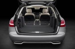 Mercedes-Benz C-Class Estate, boot