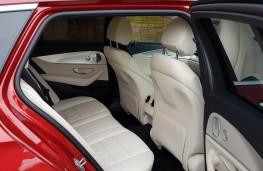 Mercedes E 350 D 4MATIC All-Terrain, interior
