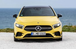 Mercedes - AMG A35 4Matic head-on