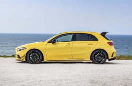 Mercedes - AMG A35 4Matic profile