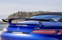 Mercedes-AMG GT R Roadster rear wing detail