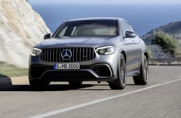 Mercedes-AMG GLC 63 4MATIC+ Coupe