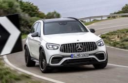 Mercedes-AMG GLC 63 4MATIC+ SUV