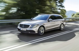 Mercedes-Benz C-Class Estate 2018