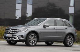 Mercedes-Benz GLC 300 e