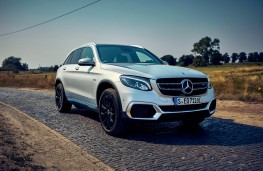 Mercedes-Benz GLC F-CELL, front static