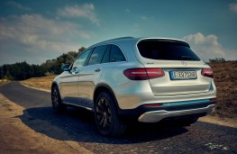 Mercedes-Benz GLC F-CELL, rear static