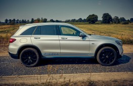 Mercedes-Benz GLC F-CELL, side static