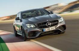 Mercedes-Benz AMG E63 4MATIC+ actiion