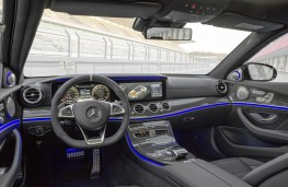 Mercedes-Benz AMG E63 4MATIC+ fascia