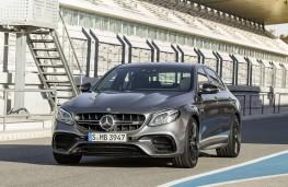 Mercedes-Benz AMG E63 4MATIC+