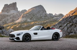 Mercedes-Benz AMG GT Roadster static