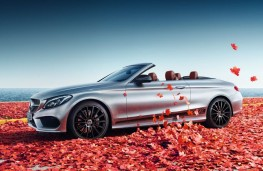 Mercedes-Benz C-Class Cabriolet Nightfall Edition