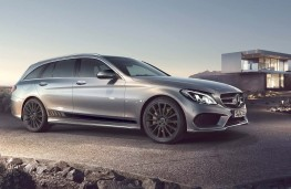Mercedes-Benz C-Class Estate Nightfall Edition