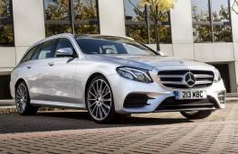 Mercedes-Benz E220d 4MATIC Estate front