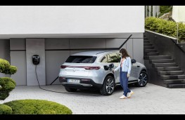 Mercedes-Benz EQC, recharging 1