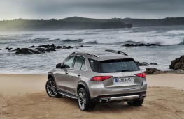 Mercedes-Benz GLE, rear static