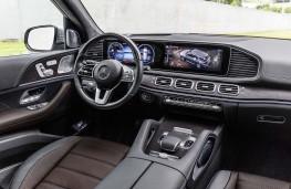 Mercedes-Benz GLE 2019 cockpit