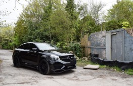 Mercedes-Benz Onyx G6 GLE Coupe