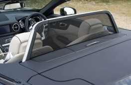 Mercedes-Benz SL 400, air deflector
