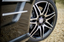 Mercedes-Benz SL 400, alloy wheel