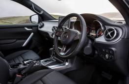 Mercedes-Benz X-Class, interior