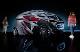 Mercedes Vision Urbanetic People Mover