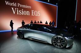 Mercedes EQS Concept