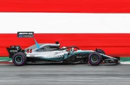 Lewis Hamilton, F1 car, 2018